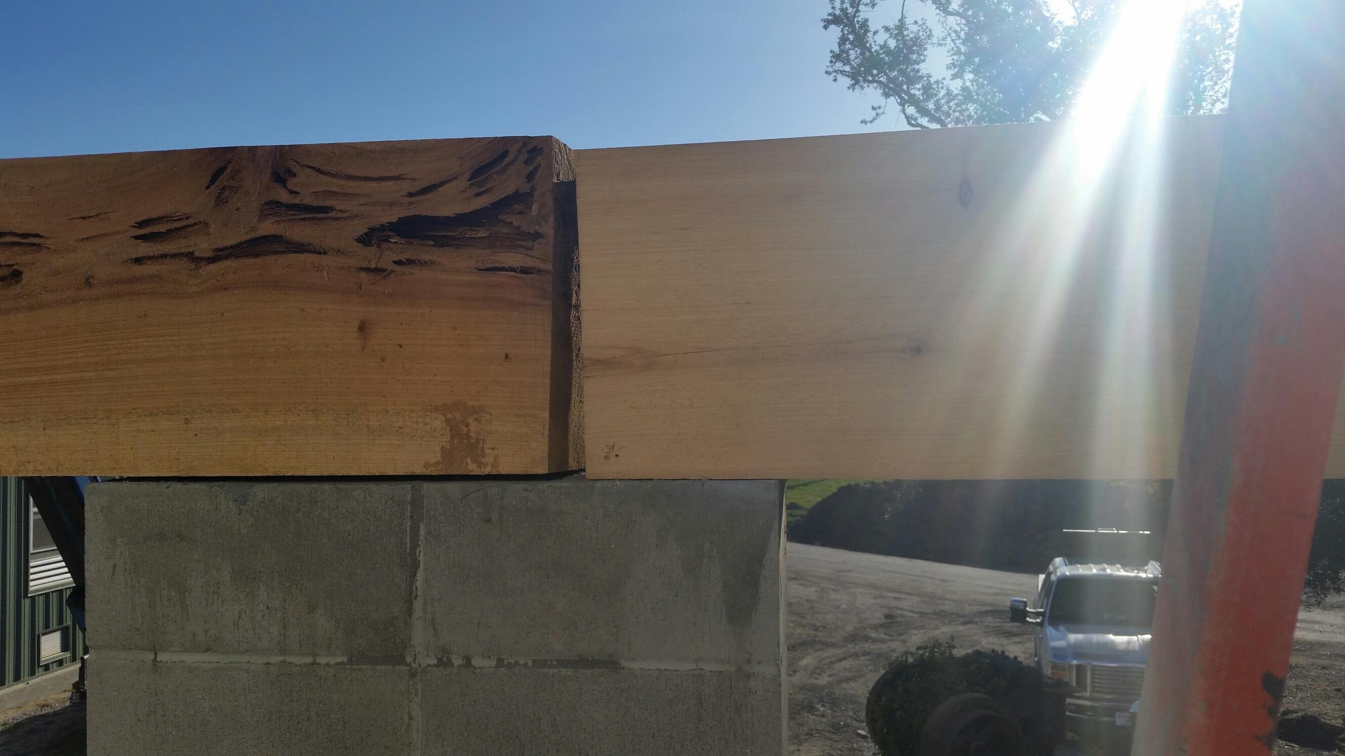 NOPD Cypress beam